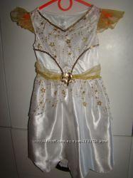Карнавальное платье Tesco на 5-6 лет