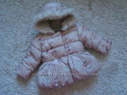 Курточка I love next на 6-9 месяцев из полюбившейся всеми коллекции с феями