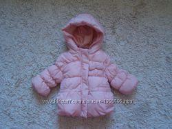 Милая курточка Zara baby girl на 3-6 месяцев рост 68 см