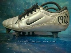 Бутсы Nike Total 90  футзалки, кожа, 41 размер, Найк Тотал