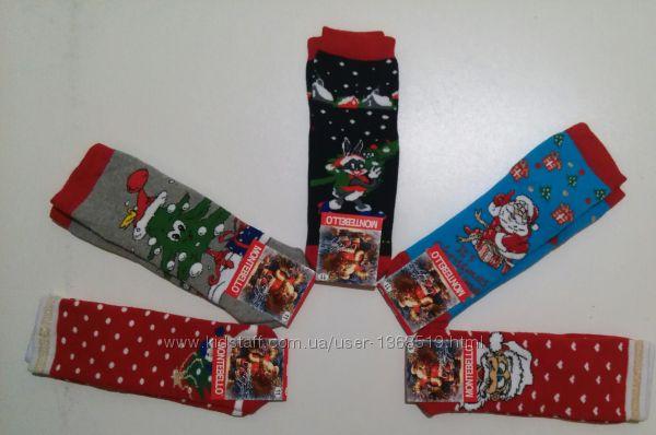 Продам новогодние носки Montebello  р. 11