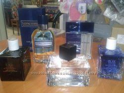 Духи ARMAND BASI IN BLUE, BANDERAS BLUE & BLACK ANGEL SCHLESSER COPACABANA