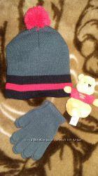 Продам шапку и перчатки.