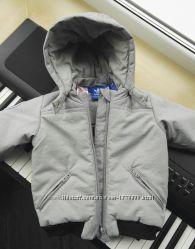 Куртка Adidas на мальчика на 9-12 мес, рост 80 см