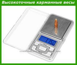Карманные ювелирные электронные весы 0, 01-100г
