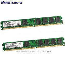 Оперативная память DDR2 2GB PC6400 800MHz под АМД. Гарантия