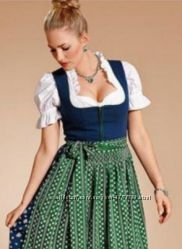 Костюм женский баварский