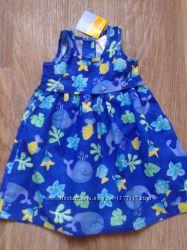 новое платье  р. 68-80