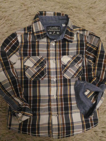 Рубашка на 2-3 года