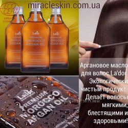 Lador Premium Morocco Argan Hair Oil 100ml  Марокканское аргановое масло