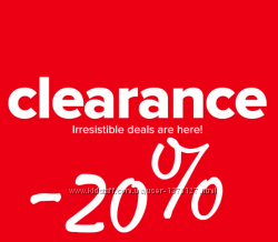 Clearance -20, Carters, OshKosh -25. Мгновенный заказ и выкуп