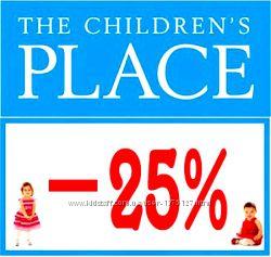 Выкуп Childrensplace -25. Чёрная пятница, мгновенный заказ