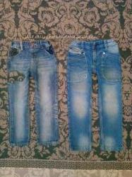 Разные джинсы 3, 5-5 лет