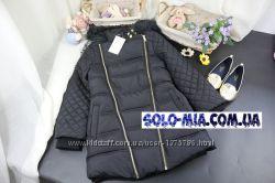 Великолепная зимняя куртка BHS для юных модниц