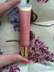 Collistar блески-бальзамы для губ в тюбике, красивые , нежные тона