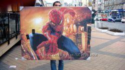 Картина холст Человек-паук