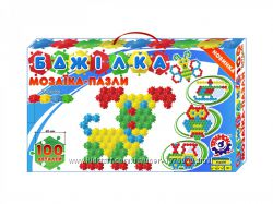 Іграшка мозаїка-пазли Бджілка Технок 100 дет. 1035