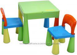 МебельTega Baby Mamut - стол, лего-поле и песочница