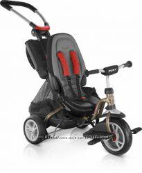 Немецкий трехколесный велосипед Puky CAT S6 Ceety, альтернатива коляске