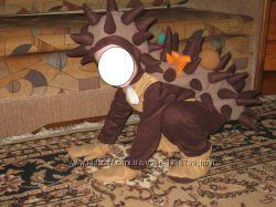 Прокат  костюмов ежика, муравья, обезьянки
