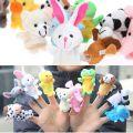 Пальчиковый кукольный театр, зоопарк, игрушки-зверушки на пальцы