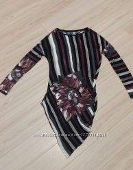 Платье-туника для беременной девушки