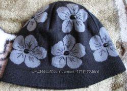 Женская шапочка