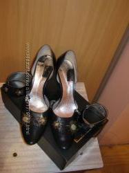 Туфли кожаные итальянские ф-ма FABI.