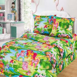 Комплект детского постельного белья Волшебные сны, бязь ГОСТ