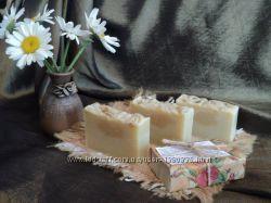 Натуральное мыло ручной работы Ромашковое чудо