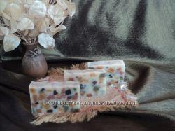 Натуральное мыло ручной работы Мозаика