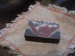 Натуральное мыло ручной работы Глинка