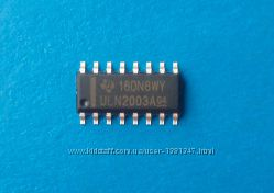 Микросхема чип ULN2003A SOP16