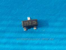 Микросхема NDS352AP SOT23 Original для ремонта электроники