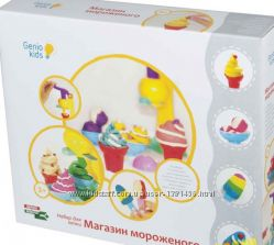 Игровой набор. Магазин мороженого
