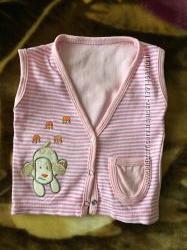 Комплект костюм жилетка и штанишки