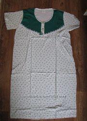 Пижамы, домашние костюмы, ночные сорочки