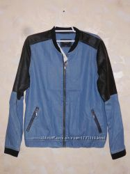 Куртка от reserved под джинс