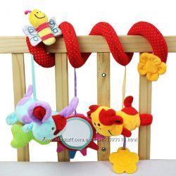 Подвесные спиральки Mamas&Papas на кроватку, коляску, автокресло