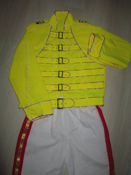 Костюм маскарадный карнавальный Гусара, размер М