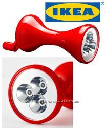 Світлодіодний дитячий ліхтарик IKEA. Серія Юса.