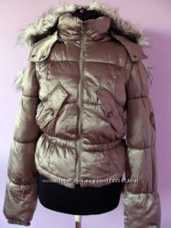 Куртка-жилетка на высокую девушку, р 42