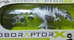 Динозавр робот Робораптор