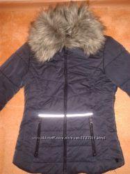 Классная теплая куртка  S. Oliver.
