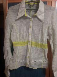 Шикарная блуза Chattawak Франция Оригинал р. М46