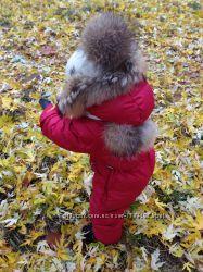 Комплект зимний полушерсть шапка и шарф.