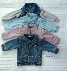 Куртки Benetton, ZARA baby, Prenatal