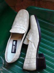 Недорого туфли полностью натуральная кожа
