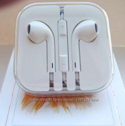 Новые оригинальные наушники Apple