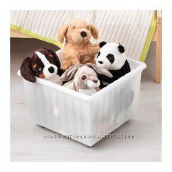 Ikea Vessla Ящик на колесах для игрушек Вессла икеа